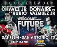 Video - Nonito Donaire vs Wilfredo Vazquez Jr - fight video pelea WBO