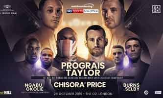 Dereck Chisora vs David Price full fight Video 2019