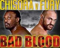 Tyson Fury vs Dereck Chisora 2 - full fight Video 2014 result