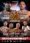Tyson Fury vs Joey Abell - full fight Video 2014-02-15