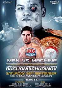 Fedor Chudinov vs Buglioni - full fight Video 2015 WBA
