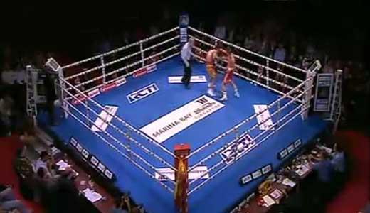 Chris John vs Chonlatarn Piriyapinyo - full fight Video WBA title