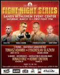 Isaac Chilemba vs Denis Grachev - full fight Video 2014-03-15