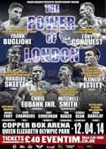 Frank Buglioni vs Sergey Khomitsky - full fight Video 2014-04-12