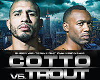 Austin Trout vs Miguel Cotto - full fight Video pelea WBA