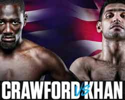 Terence Crawford vs Amir Khan full fight video 2019 WBO