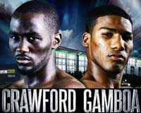 Terence Crawford vs Gamboa - full fight Video 2014 Wbo