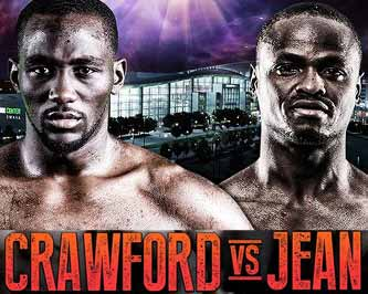 Terence Crawford vs Dierry Jean - full fight Video 2015 WBO