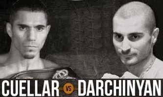 Jesus Cuellar vs Vic Darchinyan - full fight Video WBA 2015