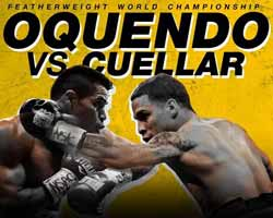 Jesus Cuellar vs Oquendo - full fight Video 2015 WBA