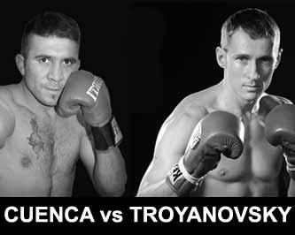 Cesar Cuenca vs Troyanovsky - full fight Video 2015 IBF