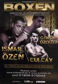 Jack Culcay vs Dennis Hogan - full fight Video 2015 WBA
