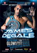 James DeGale vs Dyah Davis - full fight Video 2013-11-16
