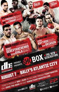 Sergiy Derevyanchenko vs Elvin Ayala - full fight Video 2015