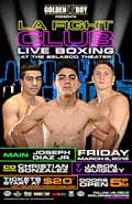 Joseph Diaz vs Juan Luis Hernandez - full fight Video 2015