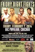 Kamil Laszczyk vs Daniel Diaz - full fight Video 2014-02-07