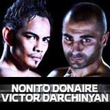 Nonito Donaire vs Vic Darchinyan 2 - fight Video 2013-11-09