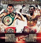 Nonito Donaire vs Omar Andres Narvaez - full fight video pelea VIDEO
