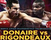 Nonito Donaire vs Guillermo Rigondeaux - fight Video pelea 2013 WBO & WBA
