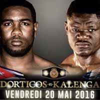 Youri Kalenga vs Yunier Dorticos - full fight Video 2016 WBA