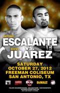 Video - Rocky Juarez vs Antonio Escalante - full fight Video pelea