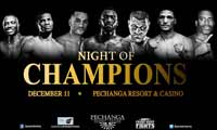 Oscar Escandon vs Tyson Cave - full fight Video 2014 result