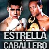 Adrian Estrella vs Celestino Caballero - full fight Video 2014