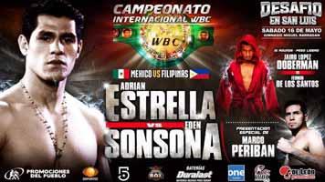 Jairo Lopez vs Fermin De los Santos - full fight Video 2015
