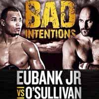 Chris Eubank Jr vs Gary O'Sullivan - full fight Video 2015 result