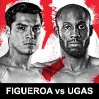 Yordenis Ugas vs Omar Figueroa full fight Video 2019