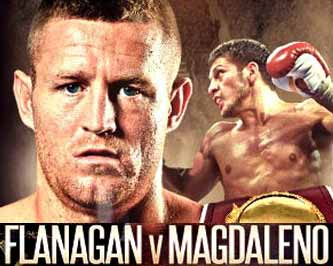 Terry Flanagan vs Magdaleno - full fight Video 2015 WBO