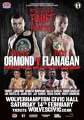 Terry Flanagan vs Stephen Ormond - full fight Video 2015 result