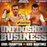 Carl Frampton vs Kiko Martinez - full fight Video pelea EBU title