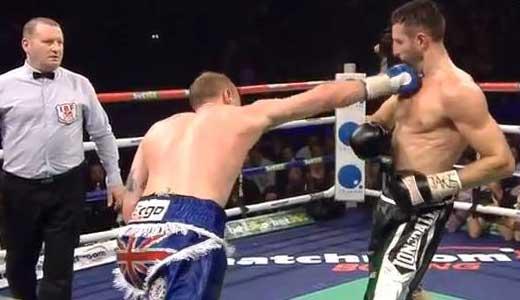 Carl Froch vs George Groves - full fight Video WBA 2013