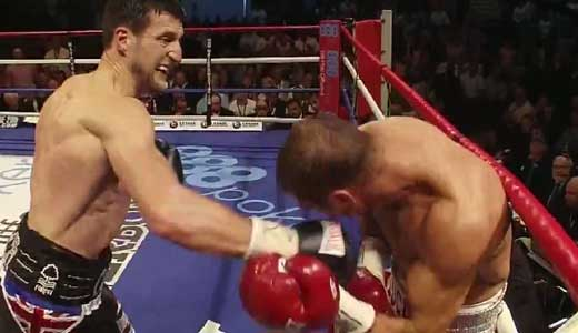 Video - Lucian Bute vs Carl Froch - full fight video pelea IBF