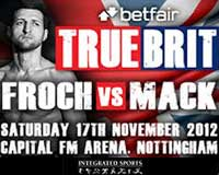 Video - Carl Froch vs Yusaf Mack - full fight video IBF title