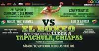 Moises Fuentes vs Luis De la Rosa - full fight Video pelea WBO 2013
