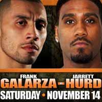 Frank Galarza vs Jarrett Hurd - full fight Video 2015 result