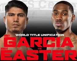 Mikey Garcia vs Robert Easter full fight Video 2018 WBC