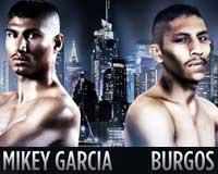 Mikey Garcia vs Juan Carlos Burgos - fight Video 2014-01-25
