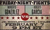 Roberto Garcia vs Norberto Gonzalez - full fight Video pelea