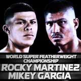 Mikey Garcia vs Roman Martinez - fight Video pelea 2013-11-09 WBO