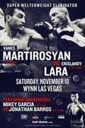 Miguel Angel Garcia vs Jonathan Barros - fight Video pelea 2012