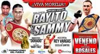 Marco Antonio Rubio vs Michel Rosales - full fight Video pelea 2012