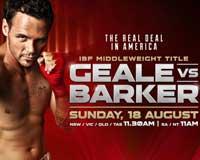 Daniel Geale vs Darren Barker - full fight Video IBF 2013 AllTheBestVideos