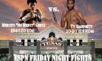 Mercito Gesta vs Ty Barnett - fight Video - AllTheBest Videos