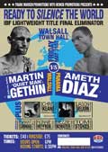 Ammeth Diaz vs Martin Gethin - full fight Video pelea 2013 AllTheBestVideos