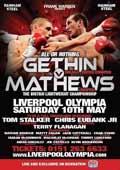 Martin Gethin vs Derry Mathews - full fight Video 2014