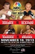 Vyacheslav Glazkov vs Garrett Wilson - full fight Video 2013