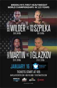 Charles Martin vs Glazkov - full fight Video 2016 IBF